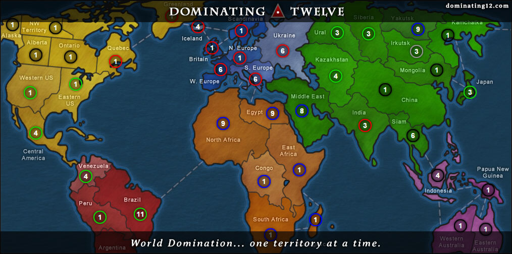Free Online World Domination Games 15